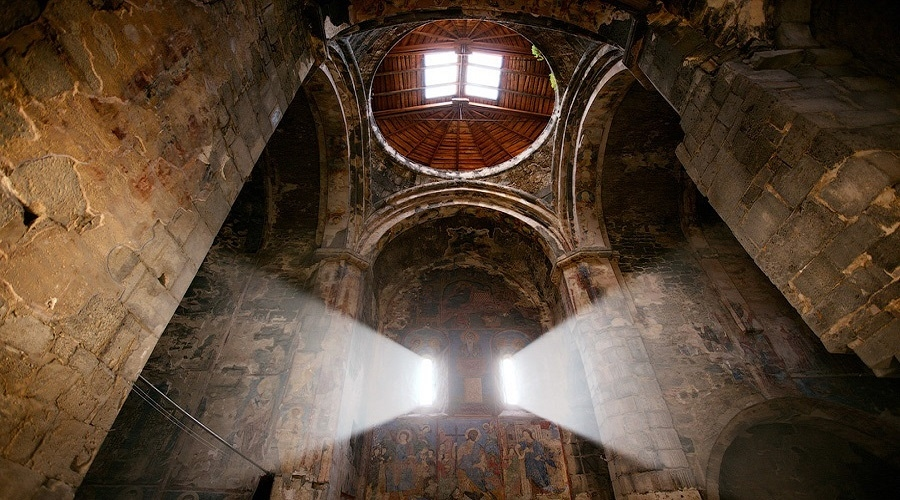 Armenia - the Cradle of Christianity! <br /> 6 days / 5 nights