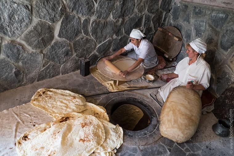 Cuisine eden tour for Armenian cuisine history