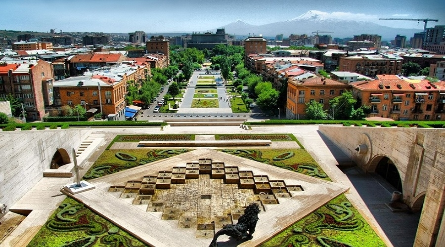 Walking in Yerevan: City Tour <br /> 6 hours