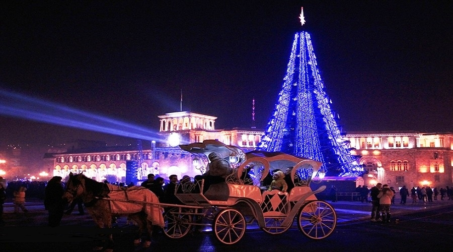 New Year in Armenia!<br /> 8 days / 7 nights