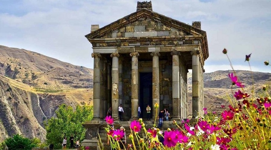 TOUR TO ARMENIA FOR SCHOOLCHILDREN