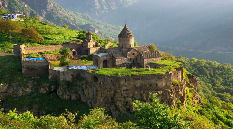Tatev - an architectural pearl of Armenia  <br /> 10 days / 9 nights